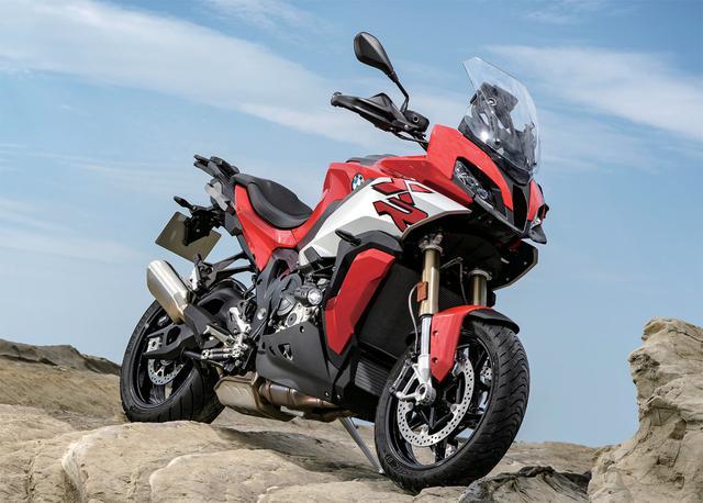 画像: BMW S 1000 XR 総排気量:999cc エンジン形式:水冷4ストローク並列4気筒DOHC4バルブ メーカー希望小売価格:199万1000円~(税込)