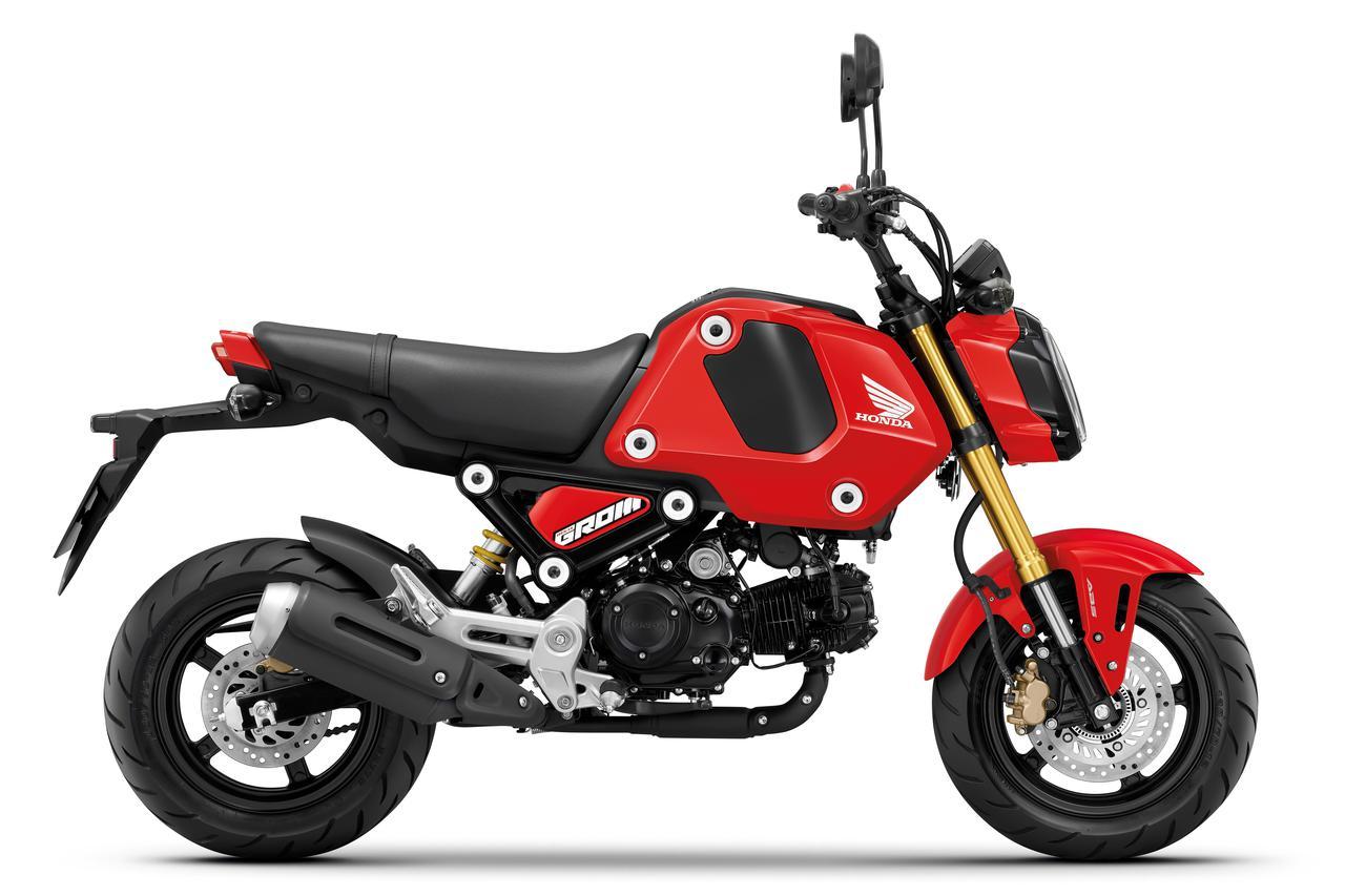 Images : 5番目の画像 - ヨーロッパで発表されたHonda MSX125 GROM(2021年モデル) - webオートバイ