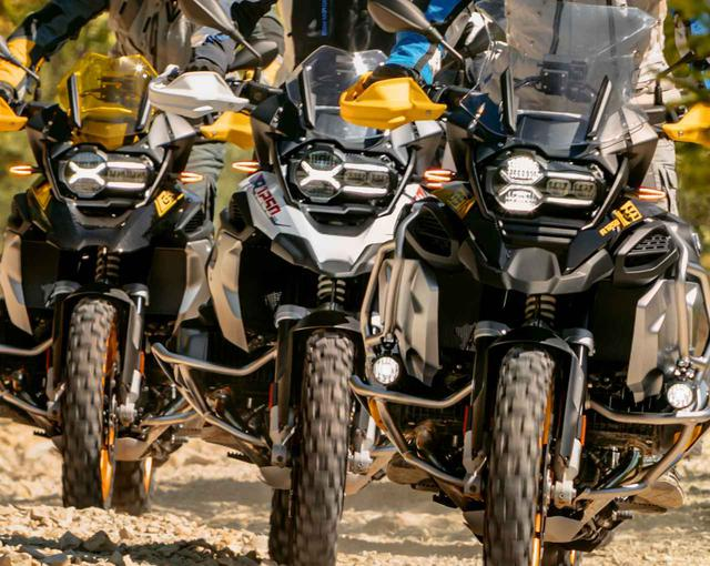画像: 【2021速報】GSシリーズ40周年を記念したBMW「R1250GS」「R1250GSアドベンチャー」が登場! - webオートバイ