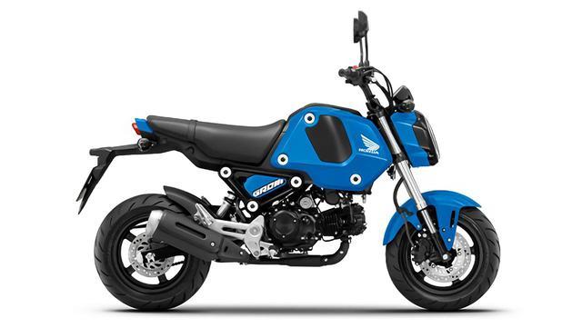 画像: タイでは欧州の3色+このブルーが発表されました。