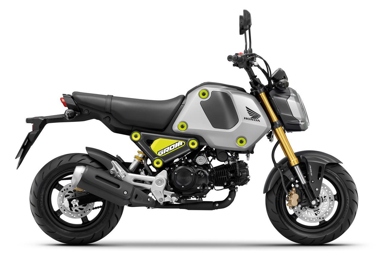 Images : 6番目の画像 - ヨーロッパで発表されたHonda MSX125 GROM(2021年モデル) - webオートバイ