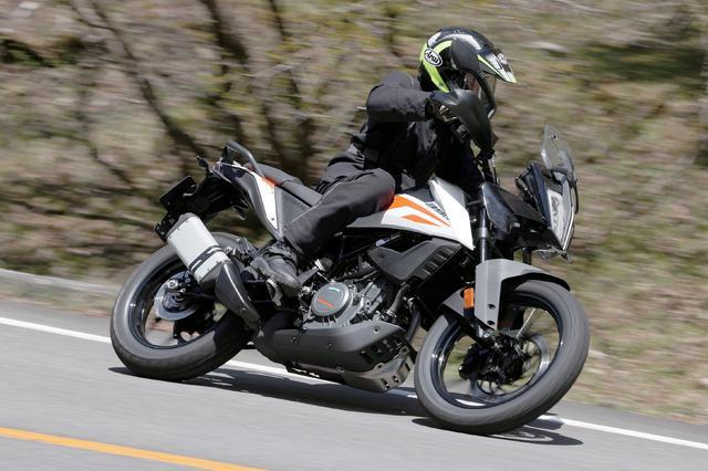 画像: KTM 390 ADVENTURE 総排気量:373cc エンジン形式:水冷4ストDOHC4バルブ単気筒 メーカー希望小売価格(税込):75万9000円