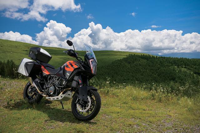 画像2: KTM 「1290スーパーアドベンチャーS」試乗インプレ(濱矢文夫)