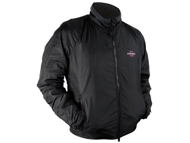 画像: ヒーテッド・ジャケット WS-JLM4 価格:3万1296円(税別) サイズ:[Men's]XS、S、M、L、XL、XXL、XXXL [WOMEN'S]XS、S、M、L ※Men's、XXXLサイズは米国取り寄せ品