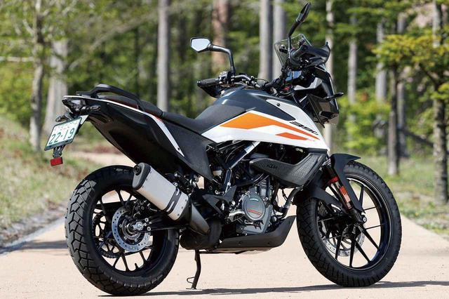 画像2: KTM 「390 アドベンチャー」試乗インプレ(大田安治)