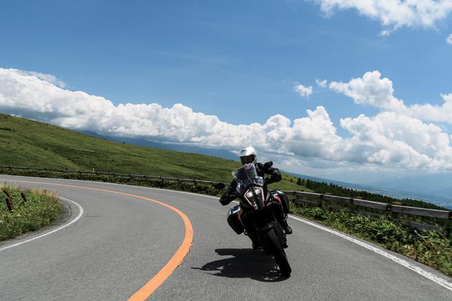 画像1: KTM 「1290スーパーアドベンチャーS」試乗インプレ(濱矢文夫)