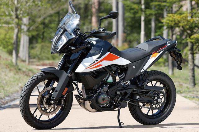画像1: KTM 「390 アドベンチャー」試乗インプレ(大田安治)