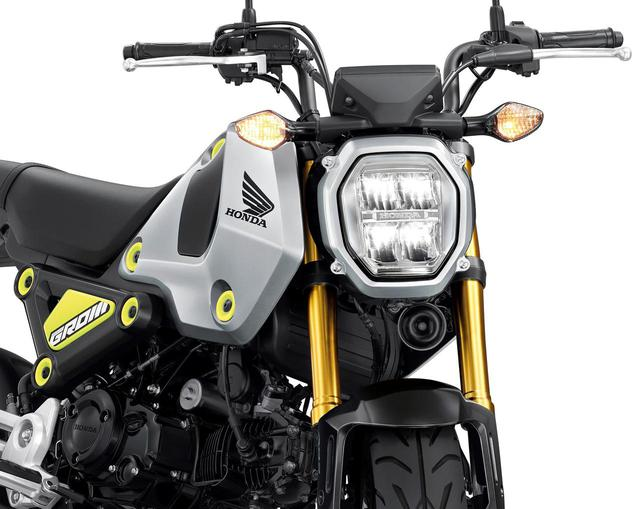 画像: 新型グロムの詳細はこちら - webオートバイ