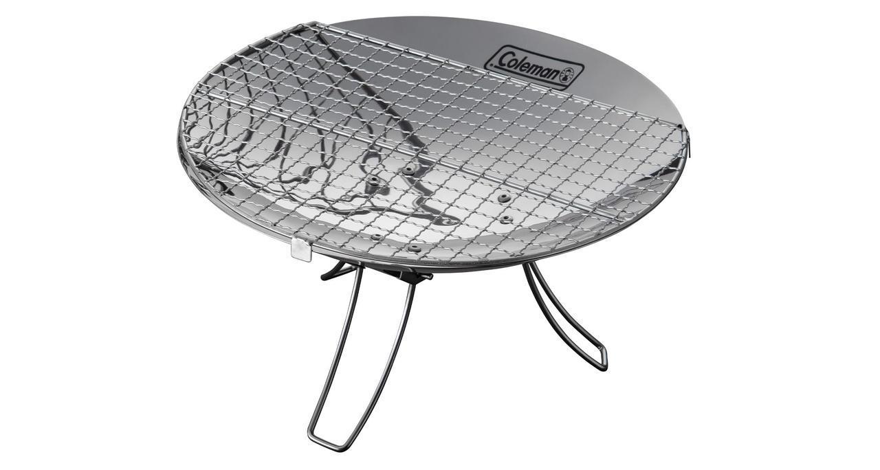 画像: 調理を楽しむためのぴったりサイズの焼き網も1枚付属