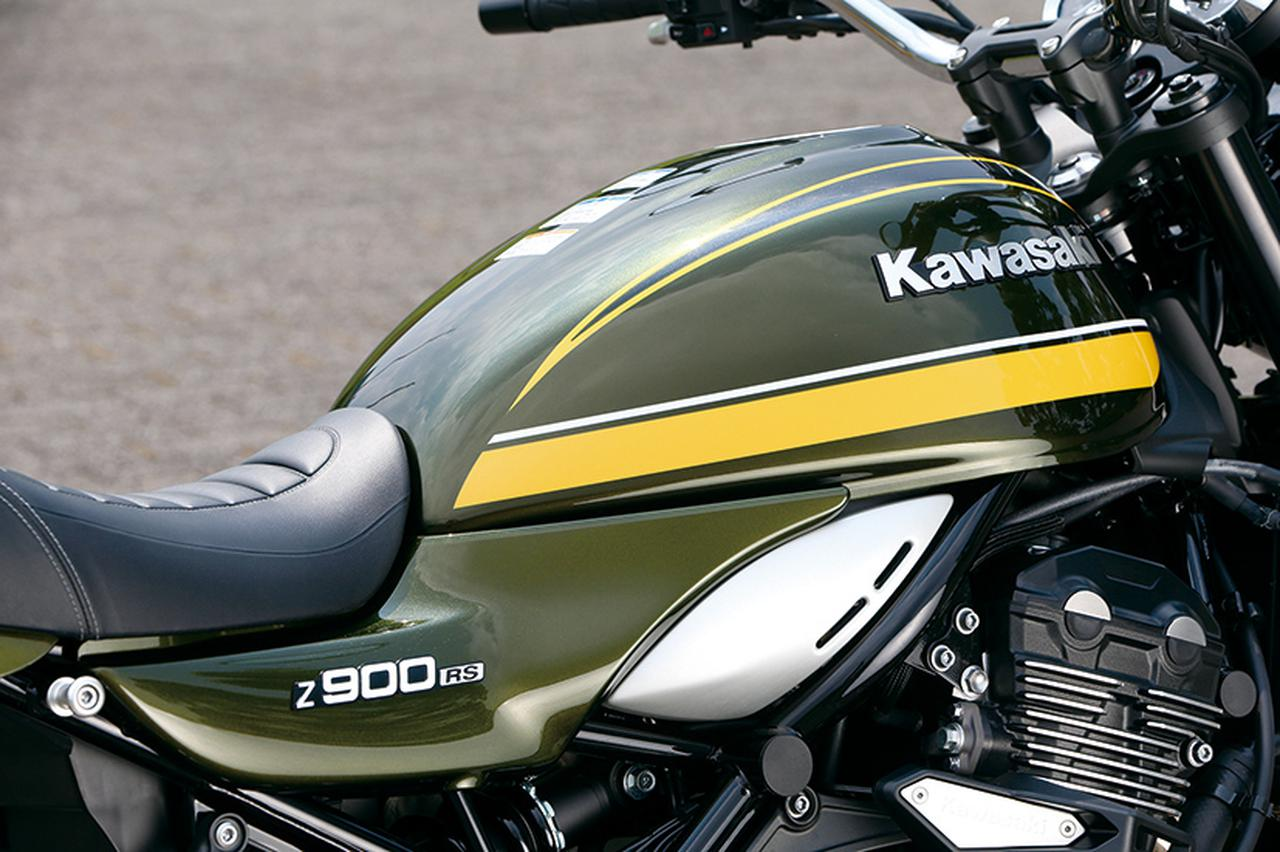 Images : 4番目の画像 - カワサキ「Z900RS」 - LAWRENCE - Motorcycle x Cars + α = Your Life.