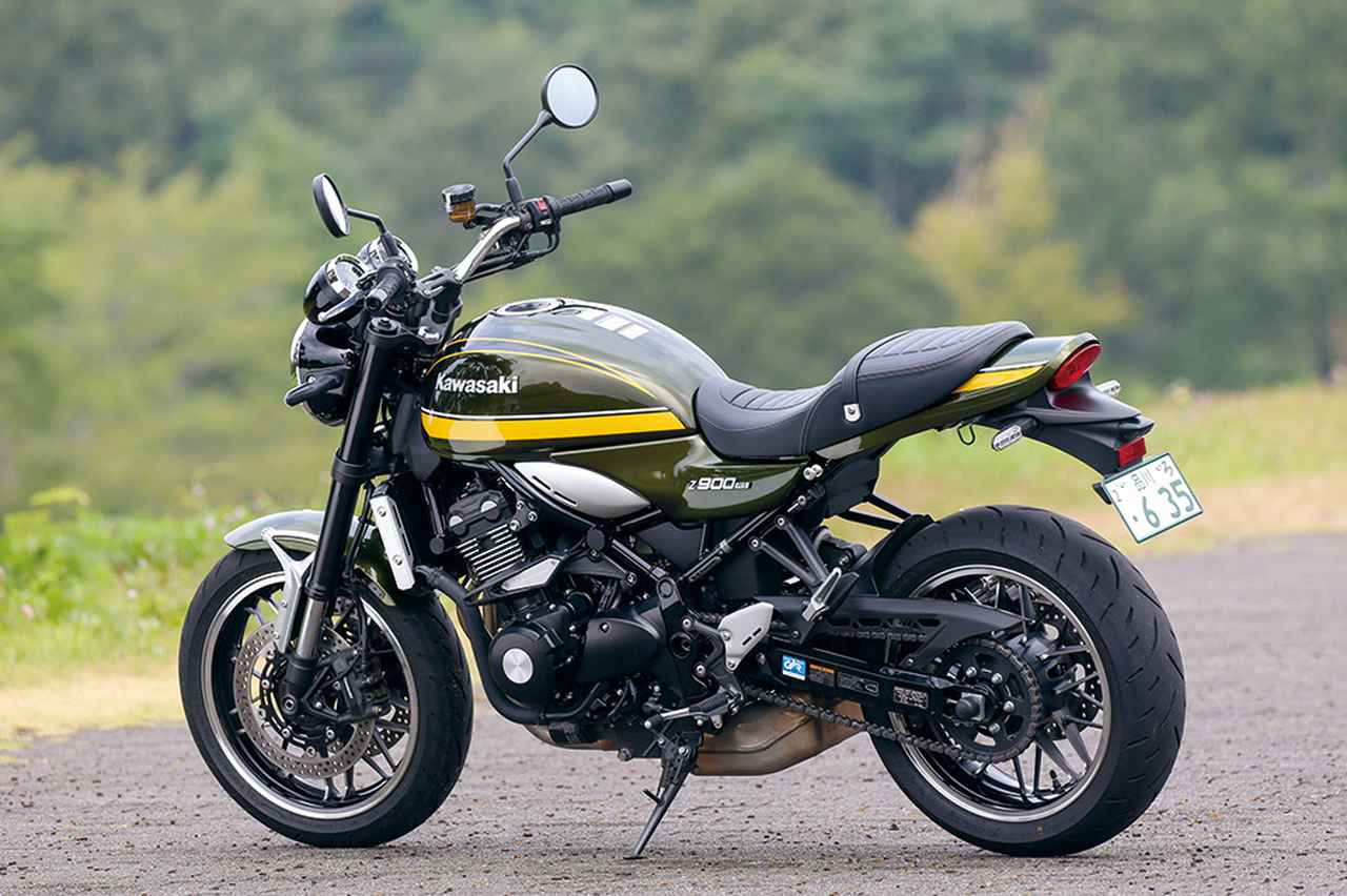 Images : 2番目の画像 - カワサキ「Z900RS」 - LAWRENCE - Motorcycle x Cars + α = Your Life.