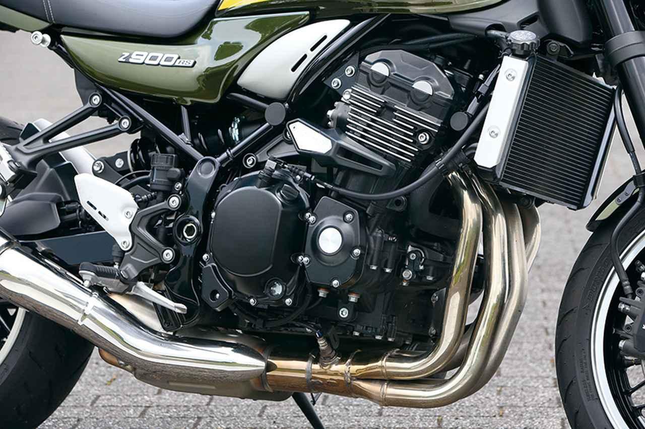 Images : 3番目の画像 - カワサキ「Z900RS」 - webオートバイ