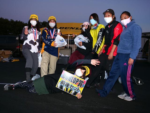 画像: NL級(ノービス・レディス 出走7台)