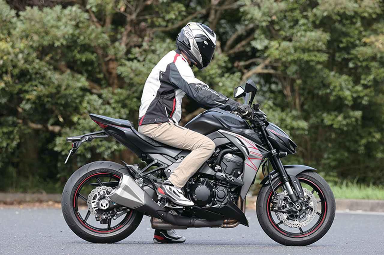 Images : 7番目の画像 - カワサキ「Z1000」 - webオートバイ