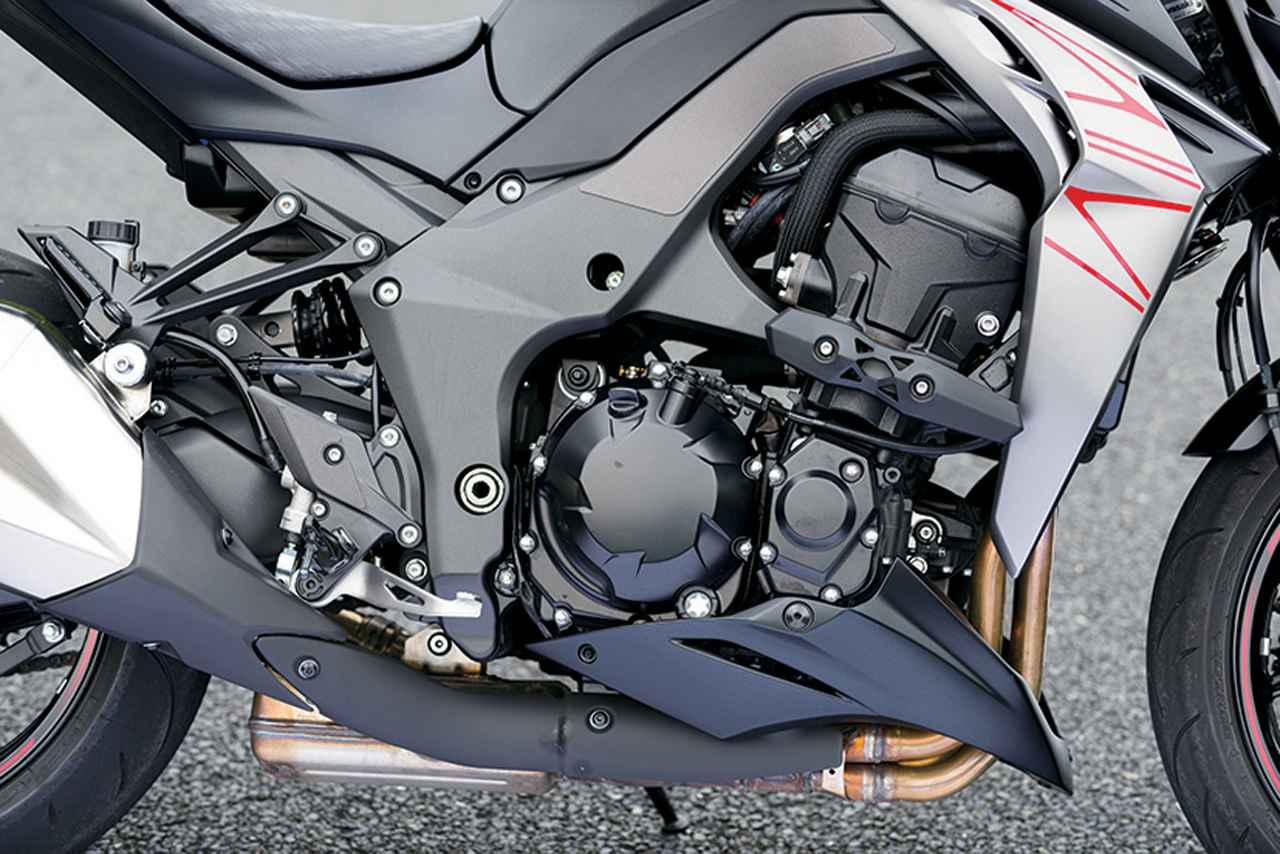 Images : 4番目の画像 - カワサキ「Z1000」 - webオートバイ