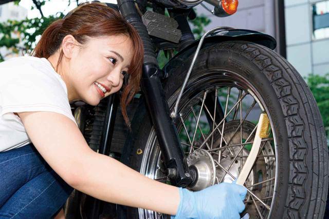 画像: 錆びたバイクを復活させよう! セルフメンテナンスでできるサビ取り方法を徹底解説! - webオートバイ