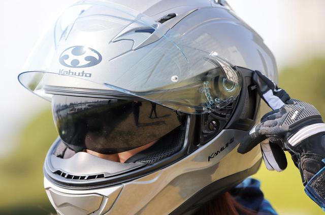 画像: カムイ・3の詳しい解説はこちら - webオートバイ