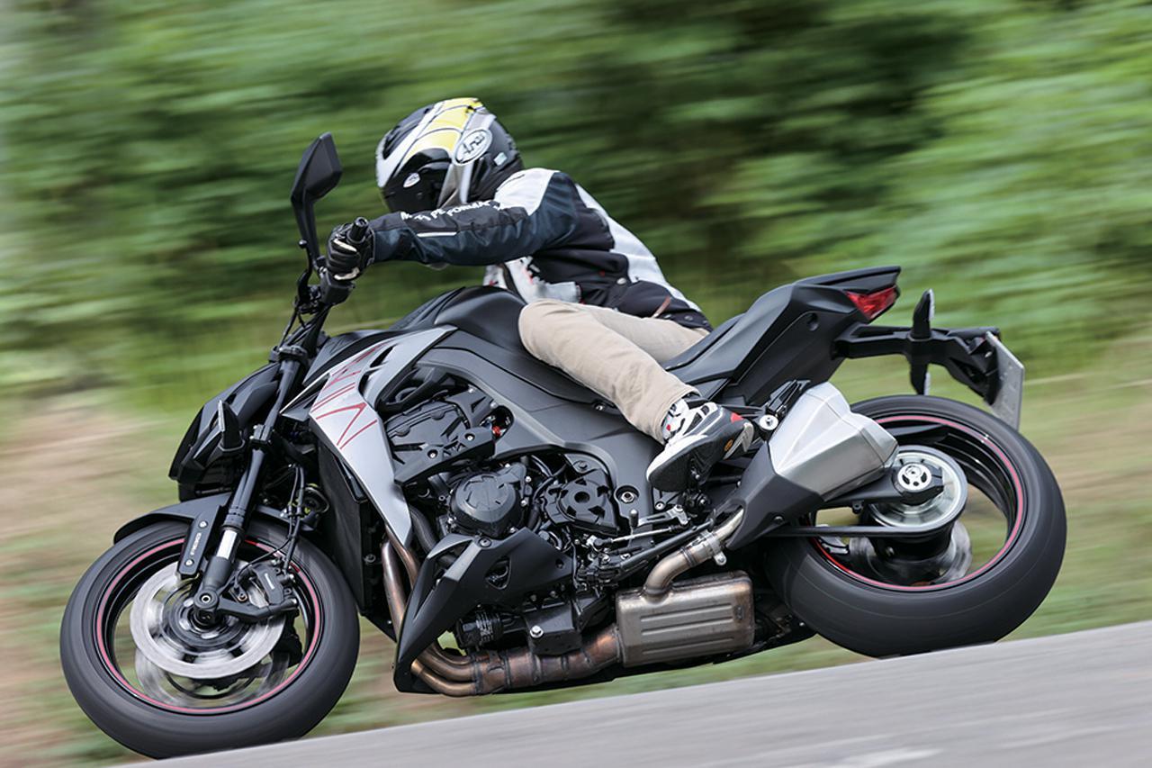 Images : 6番目の画像 - カワサキ「Z1000」 - webオートバイ