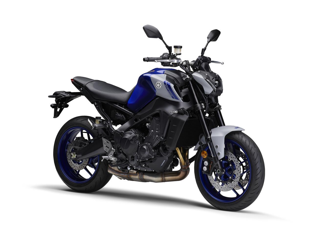 Images : 3番目の画像 - ヤマハ新型MT-09(欧州仕様車) - webオートバイ