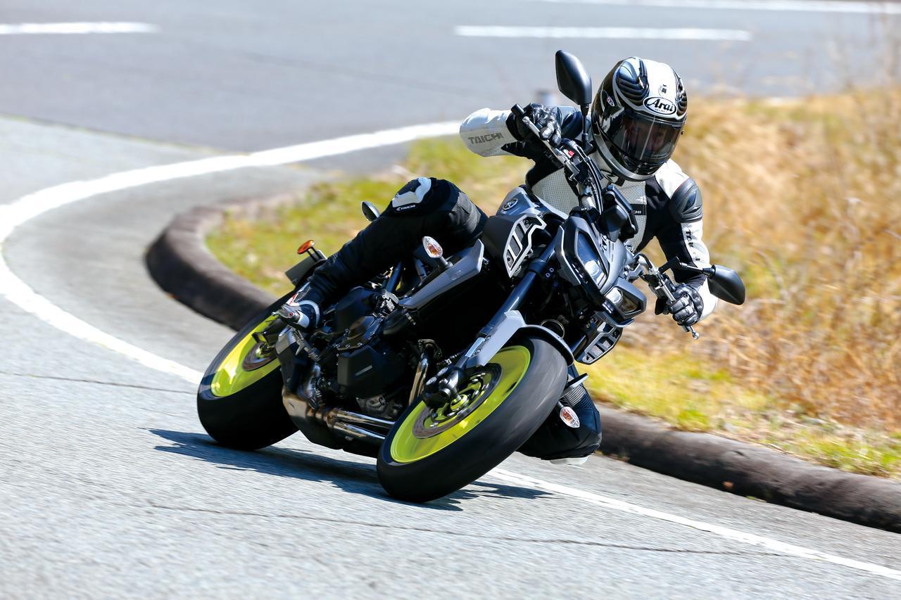 画像: ヤマハ「MT-09」試乗インプレ - webオートバイ