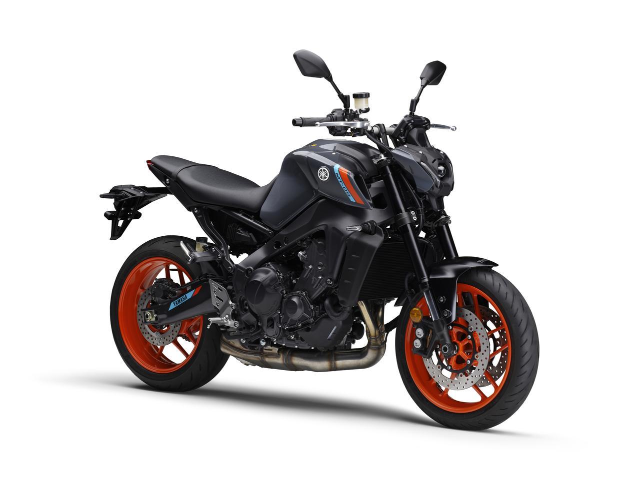 Images : 7番目の画像 - ヤマハ新型MT-09(欧州仕様車) - webオートバイ