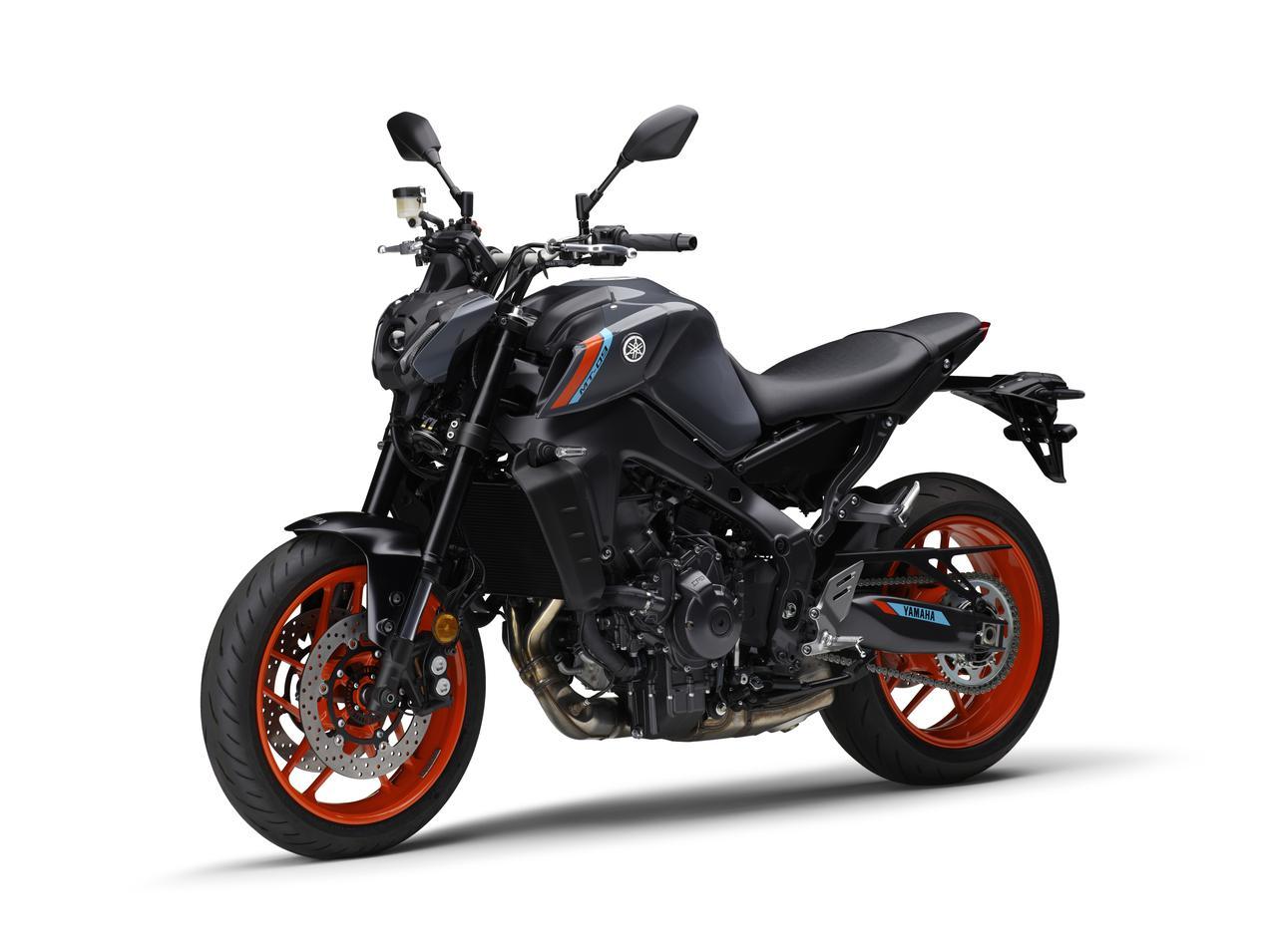 Images : 8番目の画像 - ヤマハ新型MT-09(欧州仕様車) - webオートバイ