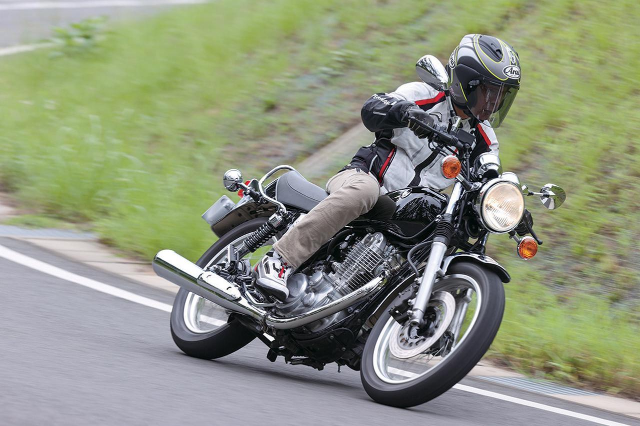 Images : 3番目の画像 - ヤマハ「SR400」 - webオートバイ