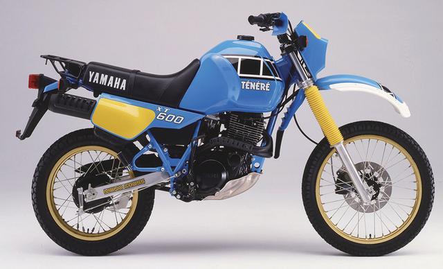 画像: 1983年 XT600 TENERE