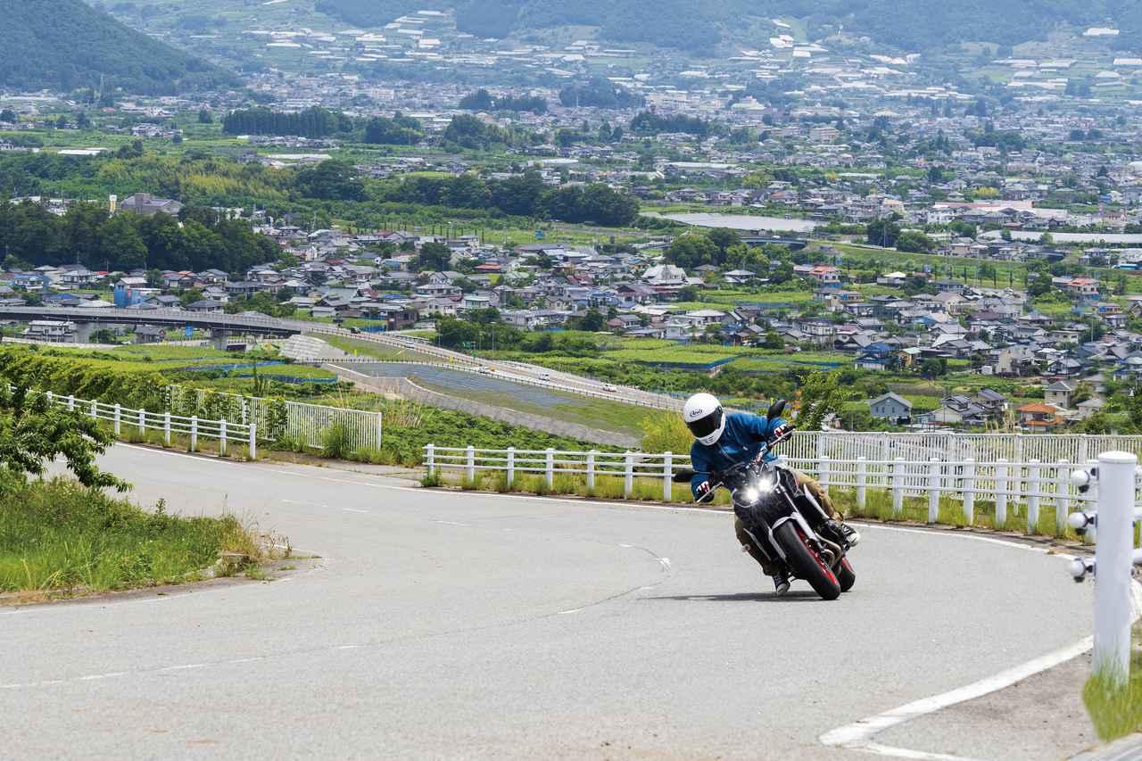 画像: ヤマハ「MT-09」ツーリング・インプレ - webオートバイ
