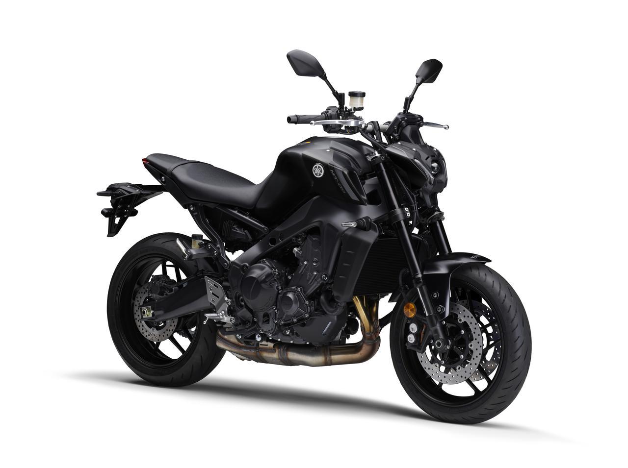 Images : 11番目の画像 - ヤマハ新型MT-09(欧州仕様車) - webオートバイ