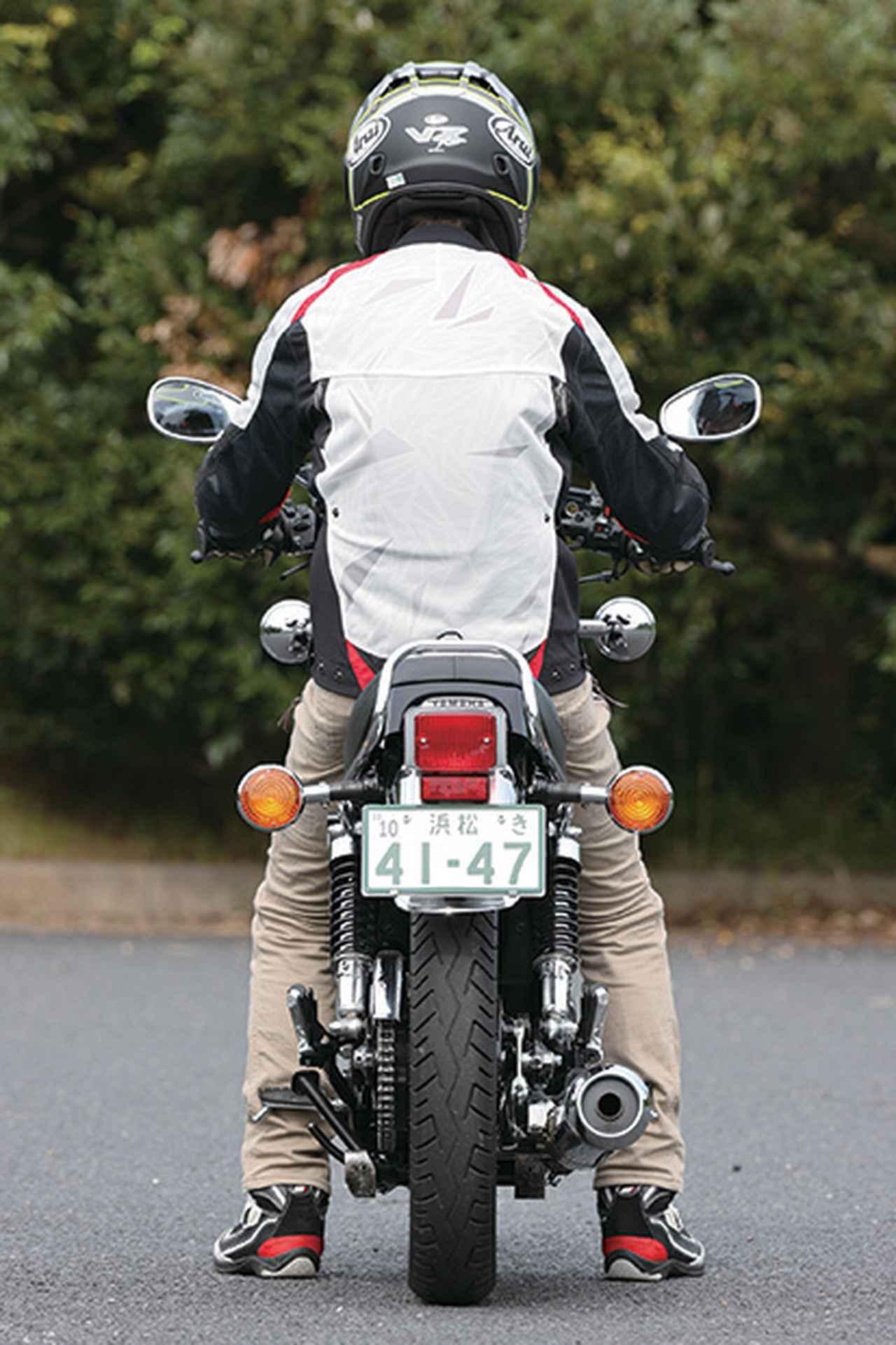 Images : 1番目の画像 - ヤマハ「SR400」 - webオートバイ