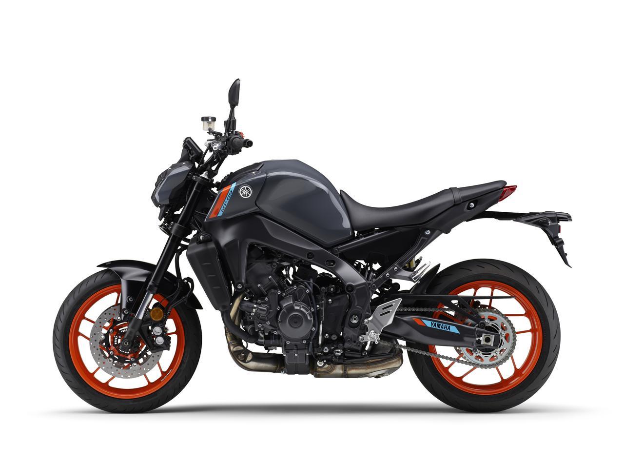 Images : 6番目の画像 - ヤマハ新型MT-09(欧州仕様車) - webオートバイ