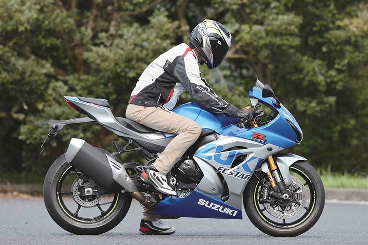 画像2: スズキ「GSX-R1000R ABS」ショート・インプレッション(太田安治)