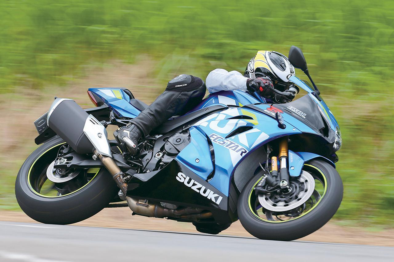 画像1: スズキ「GSX-R1000R ABS」ショート・インプレッション(太田安治)