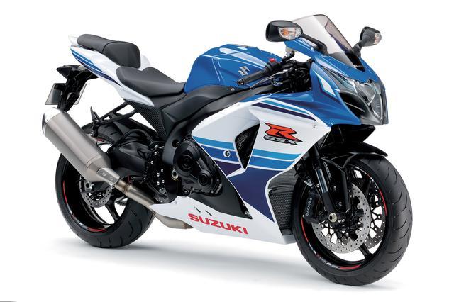 画像: ABS仕様が追加。車重はSTDの2kg増に留めている。MotoGPカラーのほか、10月には30周年記念カラーも登場。