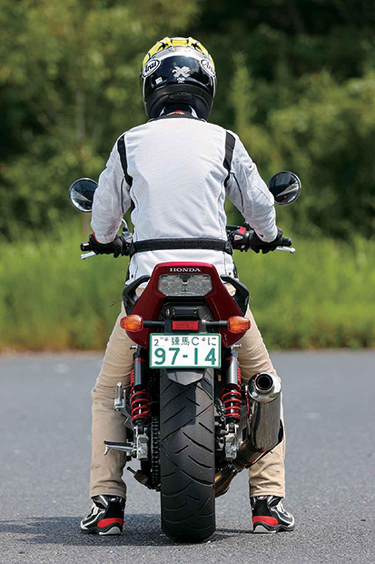 Images : 9番目の画像 - HONDA CB400 SUPER FOUR - webオートバイ
