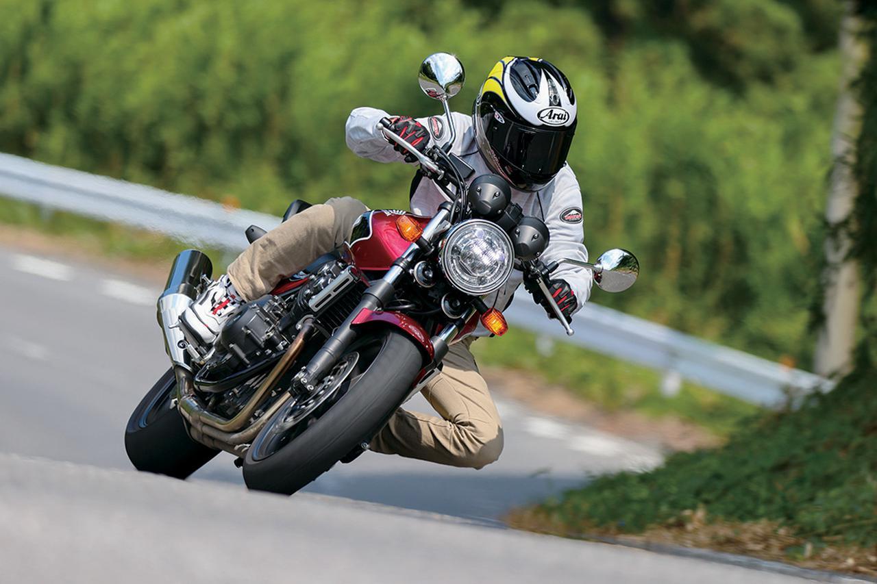 Images : 7番目の画像 - HONDA CB400 SUPER FOUR - webオートバイ