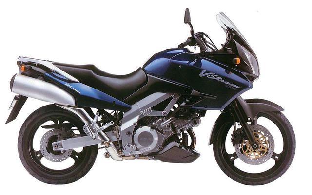 画像: 2002年 DL1000 V-STROM