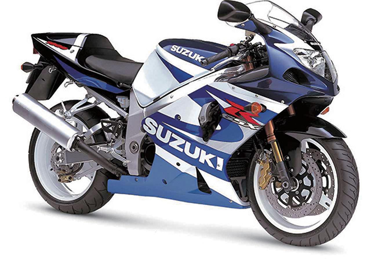 画像: 初代GSX-R1000。車体だけでなくスタイルもGSX-R750のまま1000cc化。ロングストロークのエンジンが扱いやすさにも貢献した。