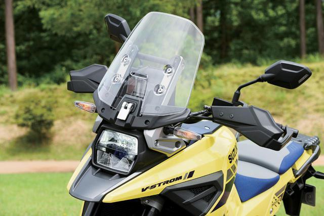 画像: 懐かしいデザインと最新の電子制御装備の融合がもたらす、スズキ・Vストローム1050XTの世界観 - webオートバイ
