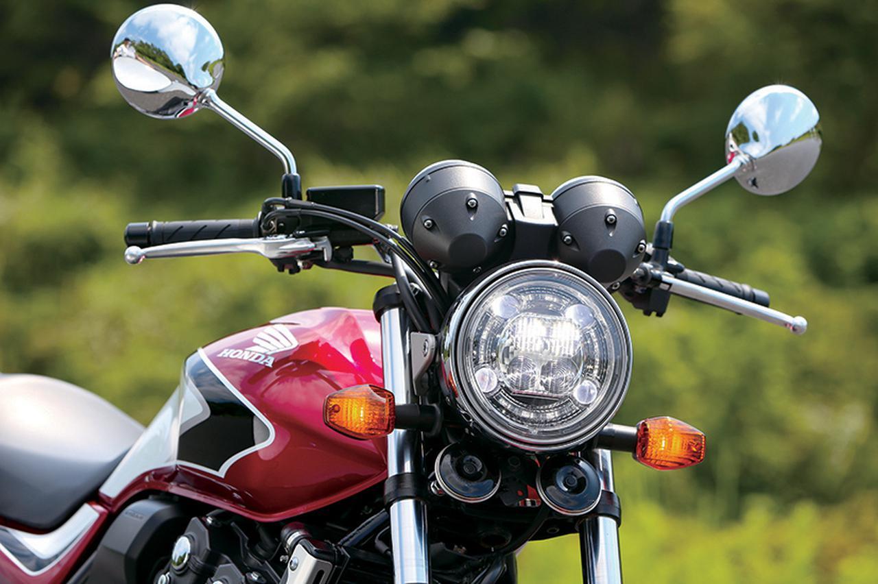 Images : 5番目の画像 - HONDA CB400 SUPER FOUR - webオートバイ