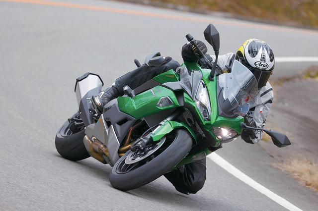 画像1: カワサキ「Ninja1000SX」ショート・インプレッション(太田安治)