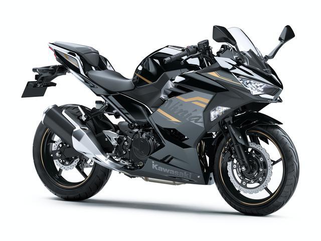 画像11: カワサキが「Ninja250」の2021年モデルを発売! カラーはKRTエディションを含め2色の設定
