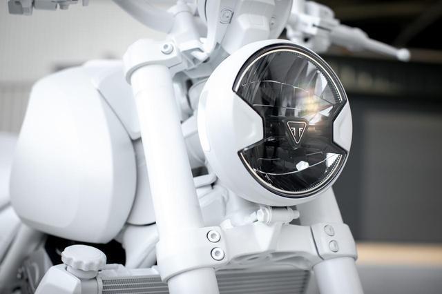 画像: 2020年8月25日に発表されたプロトタイプ - webオートバイ