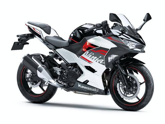 画像12: カワサキが「Ninja250」の2021年モデルを発売! カラーはKRTエディションを含め2色の設定