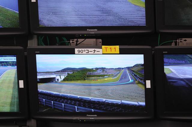 画像: 90°コーナーは、MotoGPでは「T11」って呼ぶんだそうです。