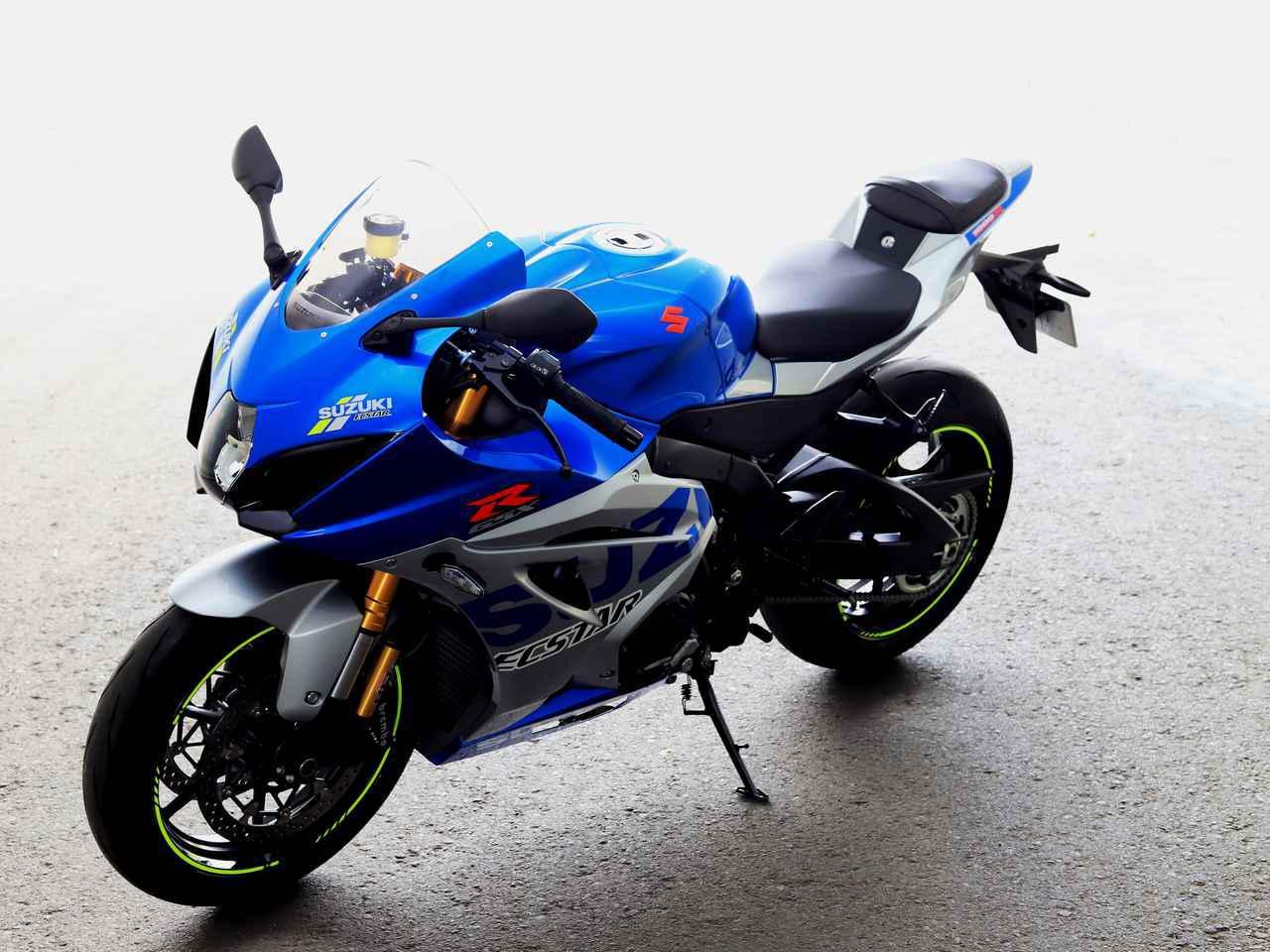 画像: スズキでいちばん高級&最強! スーパースポーツ『GSX-R1000R』ってどんなバイク?【SUZUKI GSX-R1000R 試乗インプレ まとめ】 - webオートバイ