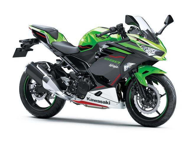 画像1: カワサキが「Ninja250」の2021年モデルを発売! カラーはKRTエディションを含め2色の設定
