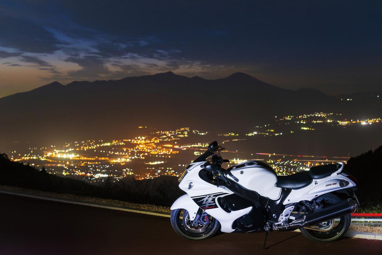 画像: 冬こそ疾走れ!星空までの100mile スズキ「ハヤブサ」 - webオートバイ