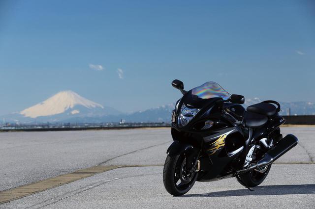 画像: GSX Brand Family クロニカル|スズキ「ハヤブサ」- webオートバイ